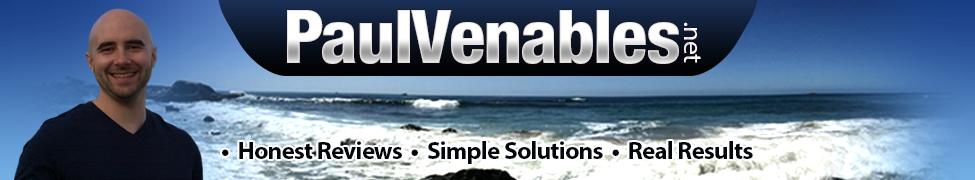 Paul Venables Blog